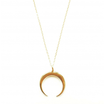 MOON NO 4 NECKLACE