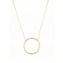 KARMA GOLD NECKLACE