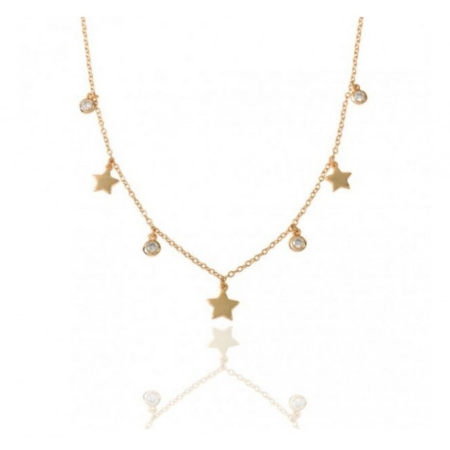 STAR DIAMOND CHOKER
