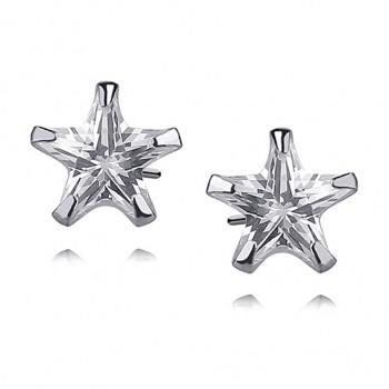 WHITE ZIRCON STAR